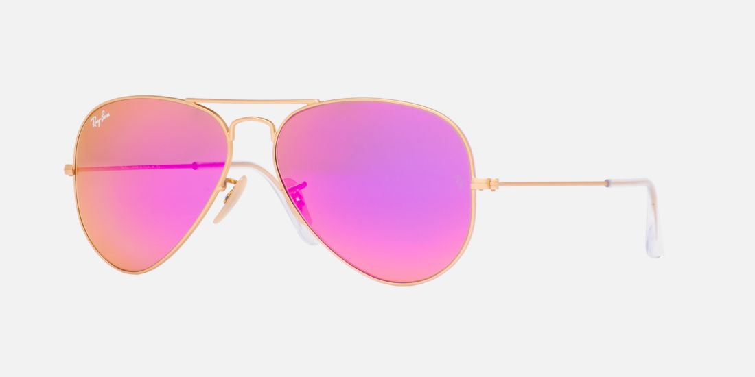 8d0c5983fd Ray Ban Aviator Flash Lenses Pink « Heritage Malta