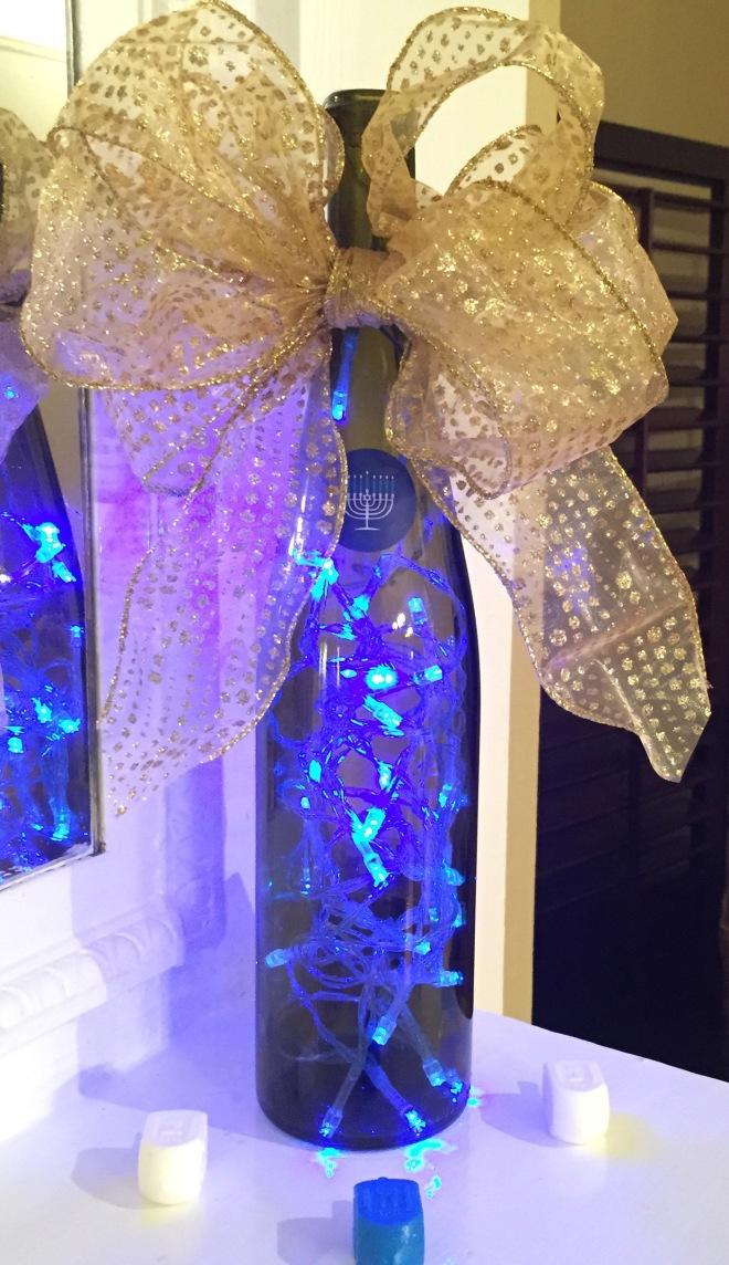 holiday lights craft