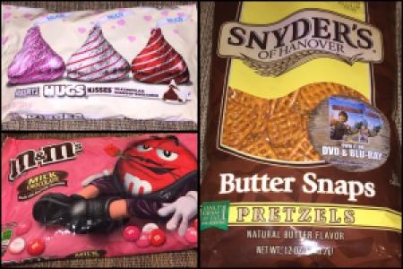 Chocolate Pretzel Bites