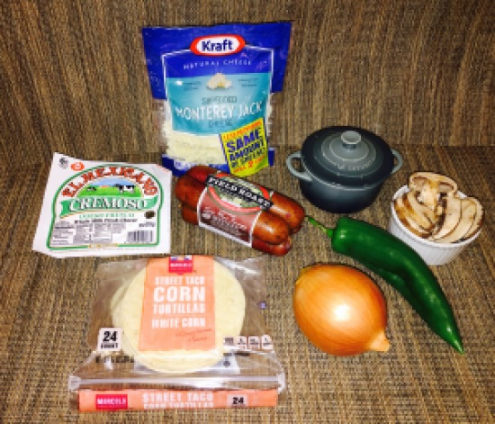Authentic Mexican Cheese Dip